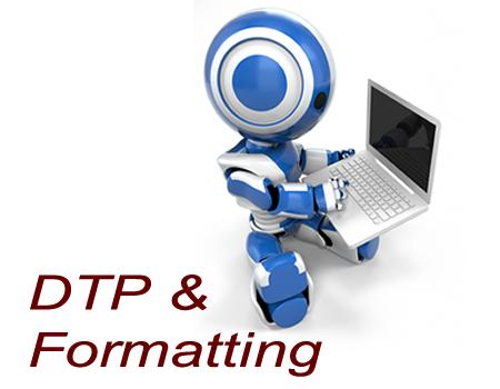 DTP & Formatting