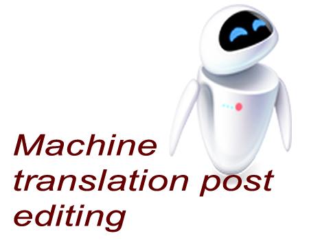 Makine çevirisi düzeltme